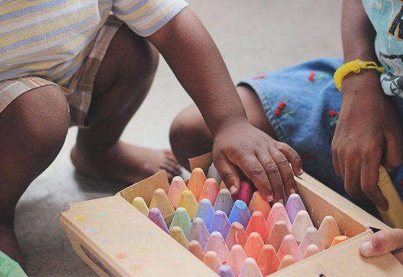 New School Paint for  Pupils